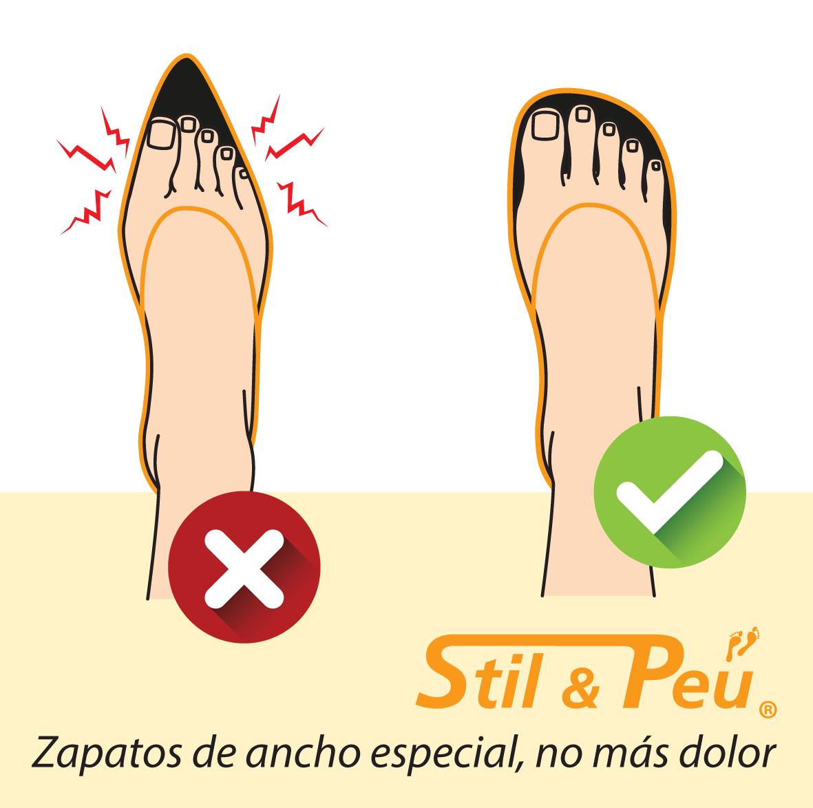 Zapatos de ancho especial consejos